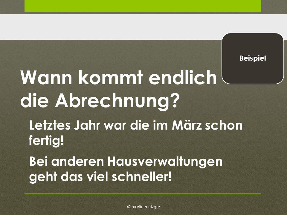 © martin metzger Fakten/ Quellen Einheitenbezogene Abrechnung (BGH vom 11.02.2011 – V ZR 113/11) Eigentumsumschreibung im Grundbuch maßgebend – keine Recherchepflicht des Verwalters (AG Bonn vom 07.06.2013.