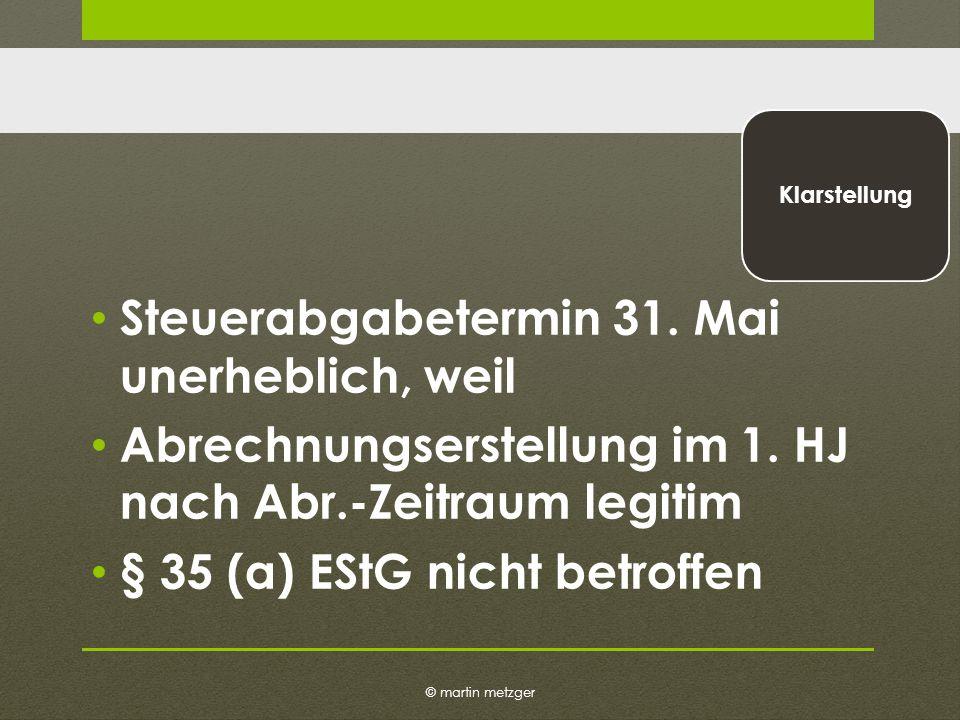 © martin metzger Klarstellung Abrechnung objektbezogen Haftung nur für die Abrechnungs- spitze Notarielle Vereinbarung betrifft nicht die WEG