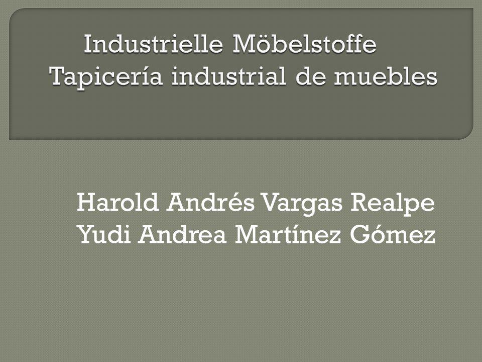 Harold Andrés Vargas Realpe Yudi Andrea Martínez Gómez