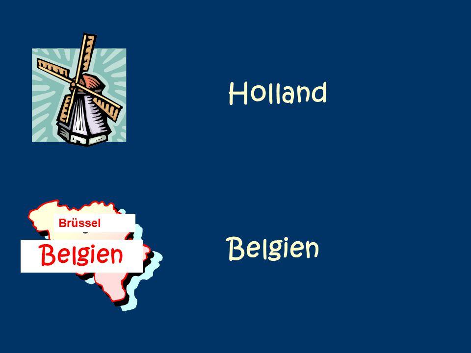 Holland Belgien Brüssel Belgien