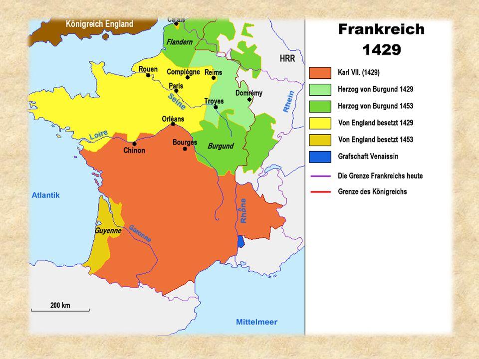 JoHanna von Orleans Es ist nicht sicher, aber man glaubt dass sie in 1412 geboren ist.