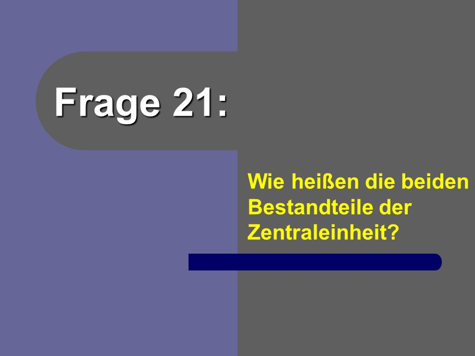 Antwort 20: Hilfe!!!!!