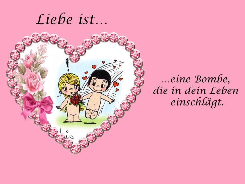Liebe ist… …dich mit einem Lächeln um die Reparaturen kümmern.