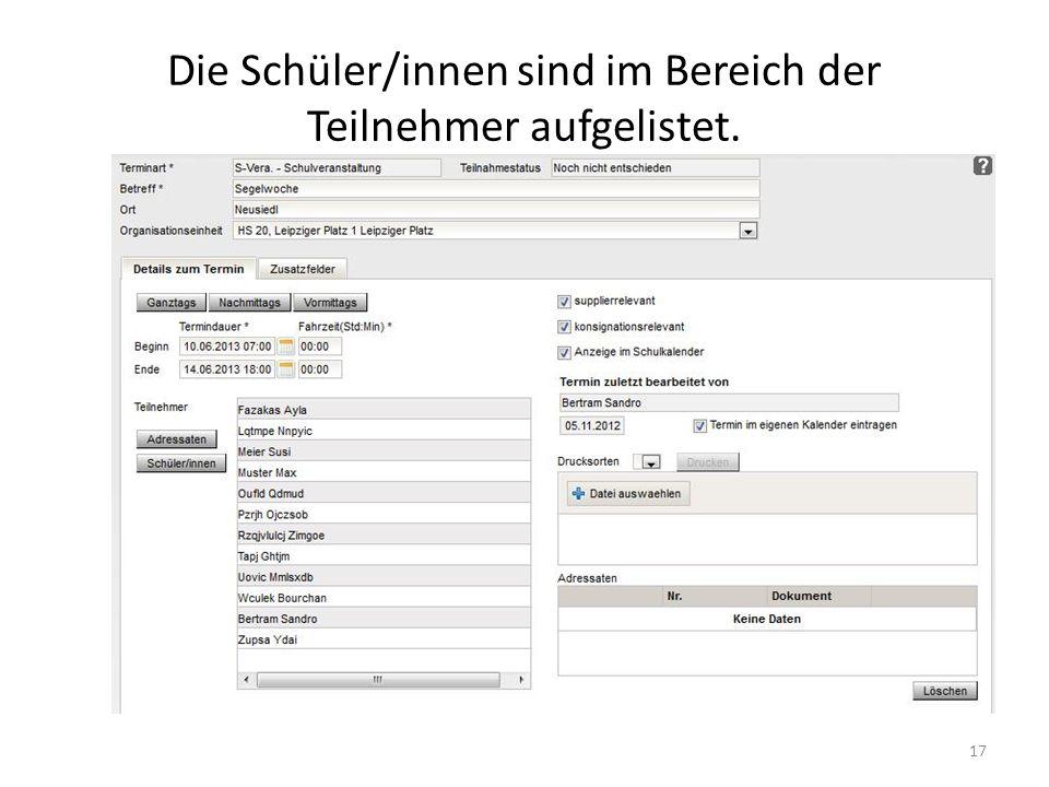 Speichern  Senden  Weiterleiten 18 123 Sobald der Antrag weitergeleitet wurde, kann er nicht mehr verändert werden