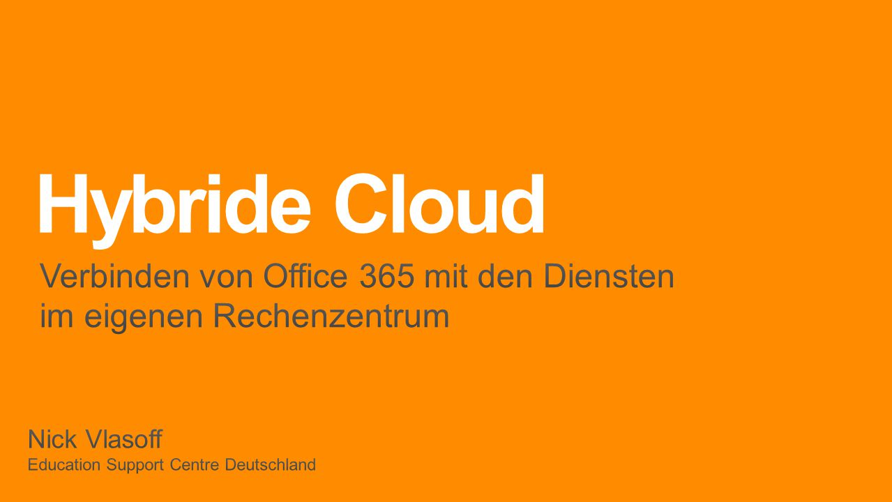 Was ist Office 365 ?