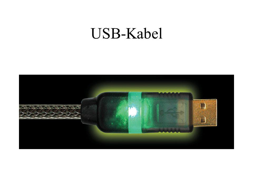 Endpunkte Jedes UBS-Gerät besitzt den Endpunkt mit Adresse 0 Dient zur Erkennung und Konfiguration des Gerätes maximal 31 Endpunkte