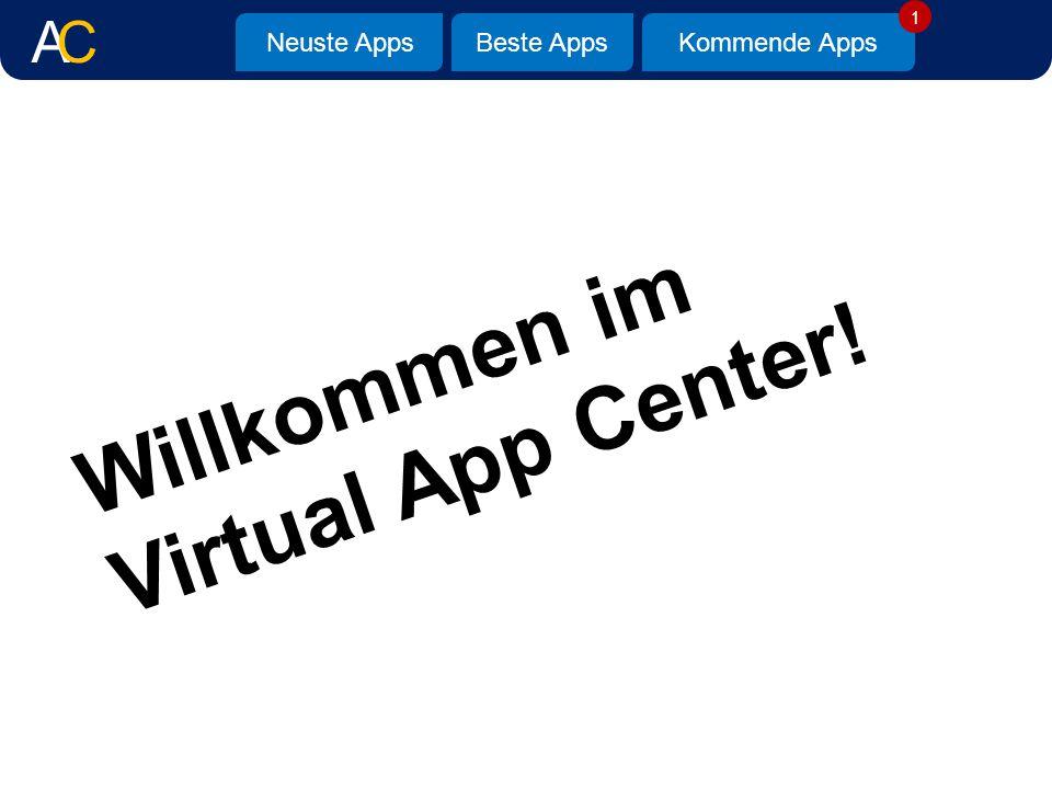 Neuste AppsBeste AppsKommende Apps Es gibt derzeit keine neuen Apps! 1 AC