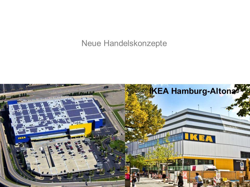 Neue Handelskonzepte IKEA Hamburg-Altona