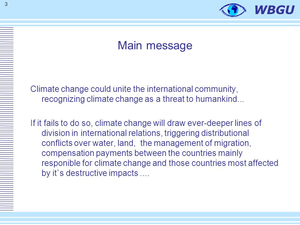 4 Environmental Conflicts (1980–2005): Causes and intensities