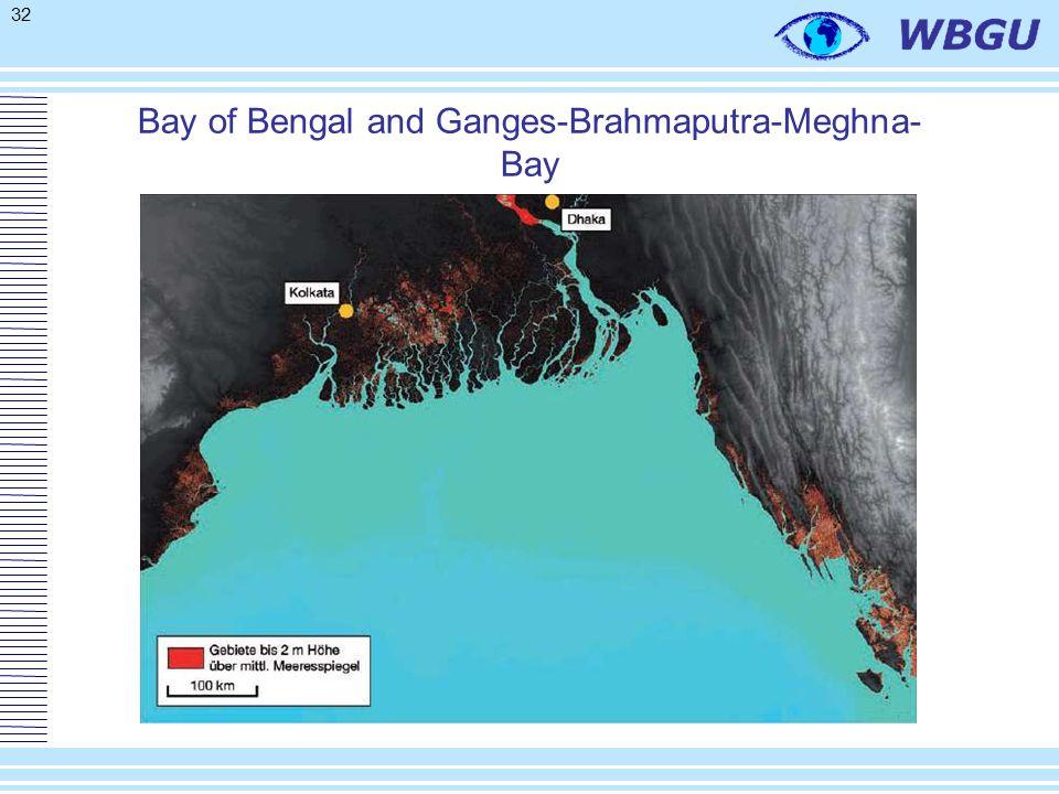 32 Bay of Bengal and Ganges-Brahmaputra-Meghna- Bay
