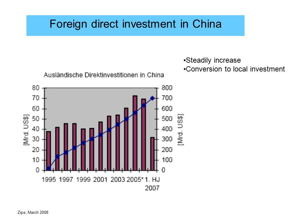 Wieviele deutsche Mittelständler sich derzeit in China engagieren, weiß niemand genau.