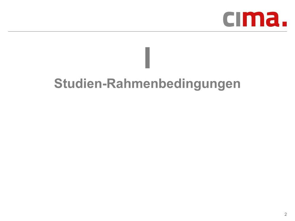 2 I Studien-Rahmenbedingungen