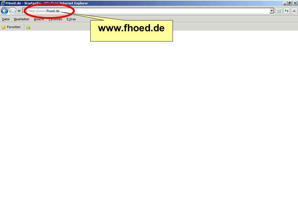 www.fhoed.de