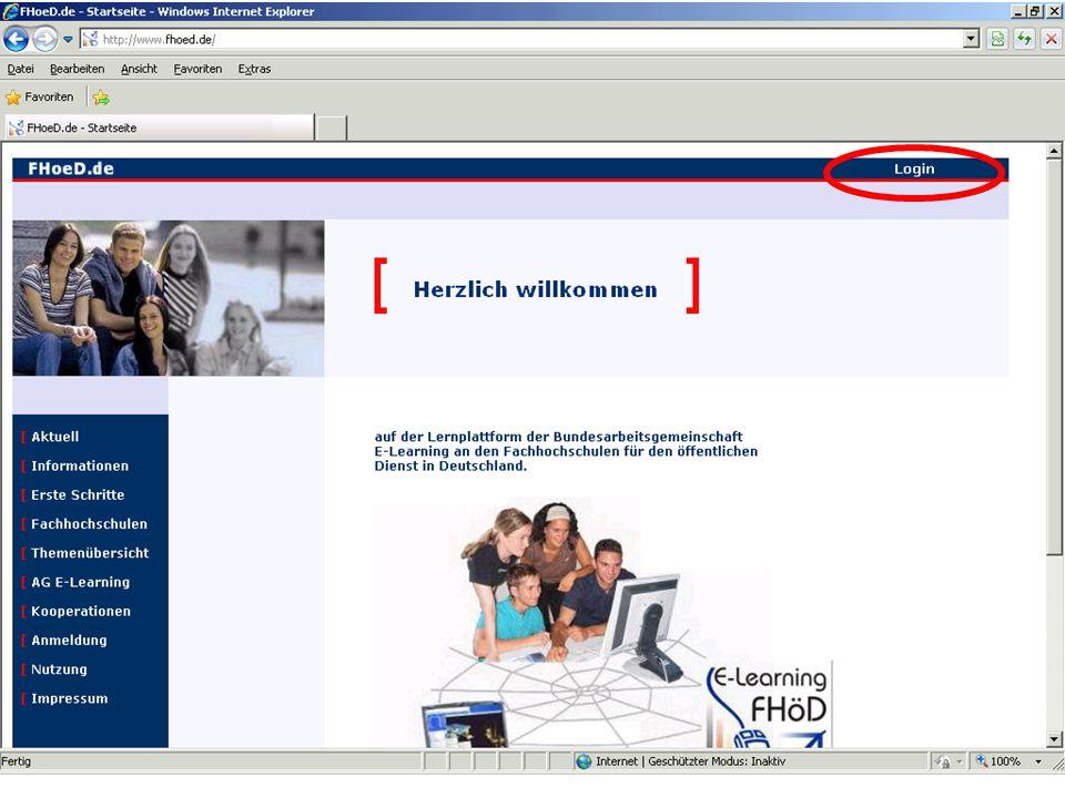 """Für jede(n) Studierende(n) an der FHVR ist eine Benutzerkennung eingerichtet, die wie folgt aufgebaut ist: famlilienname.vorname.fin (Namen ohne Umlaute, bei Doppelnamen nur jeweils der erste Teil – keine Namensbestandteile wie """"von ..!)"""