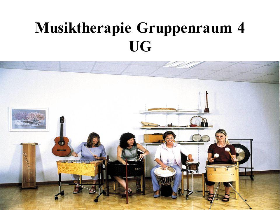 Musiktherapie Gruppenraum 4 UG