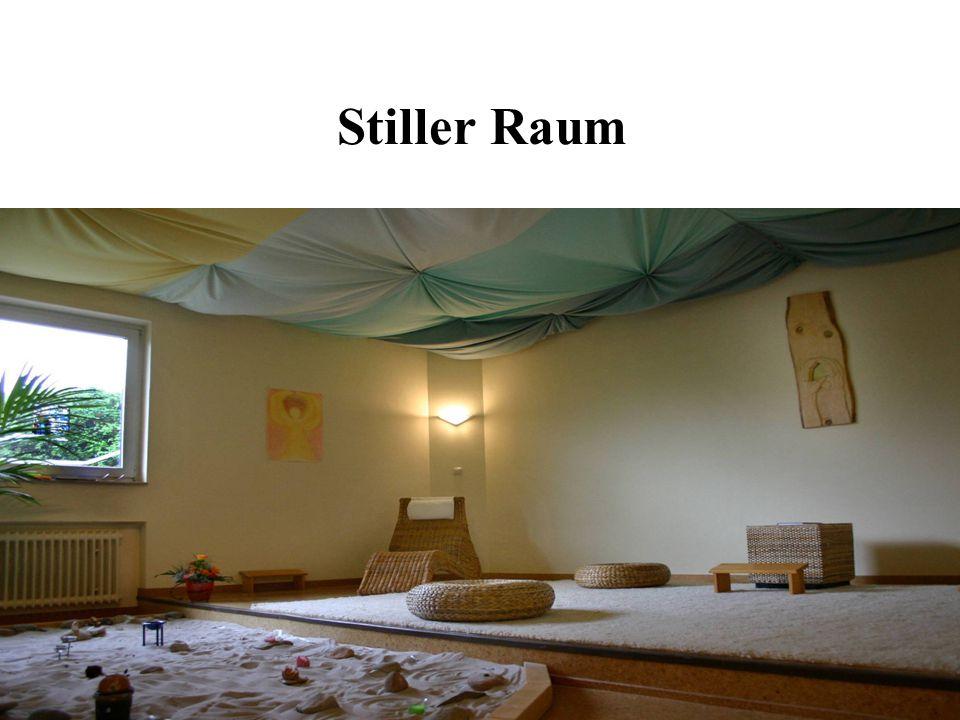 Stiller Raum