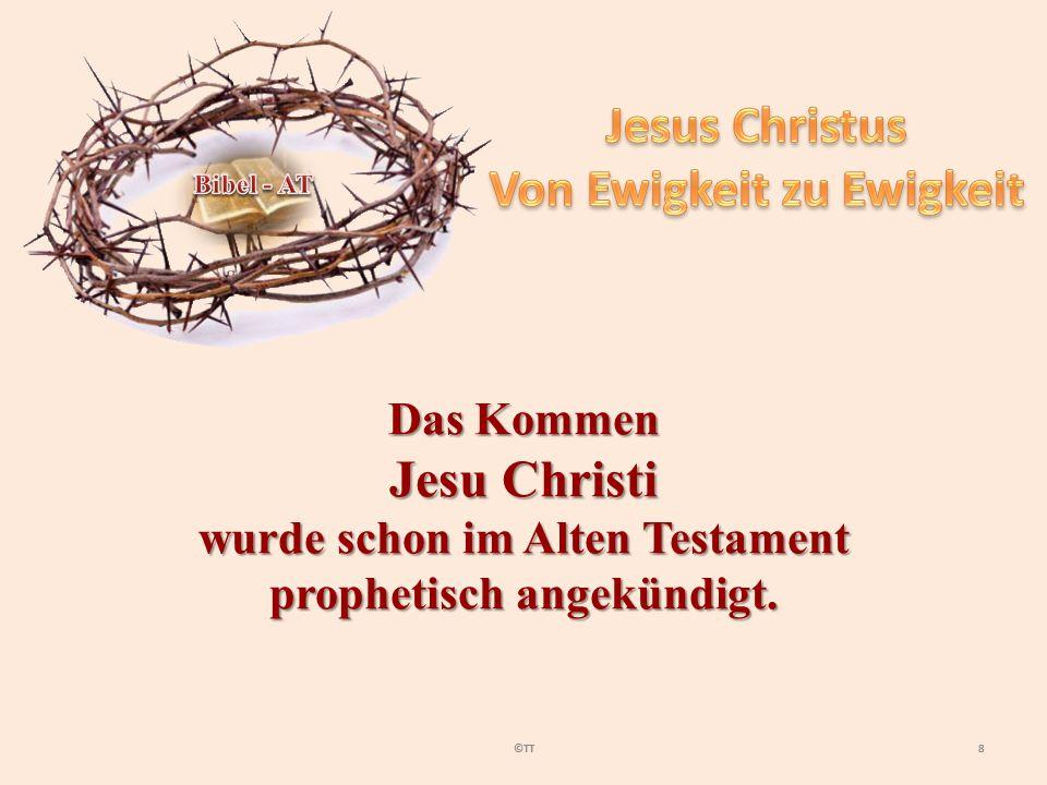 """9©TT Die Bibel spricht, vom Geburtsort Jesu, im Buch """"Micha"""