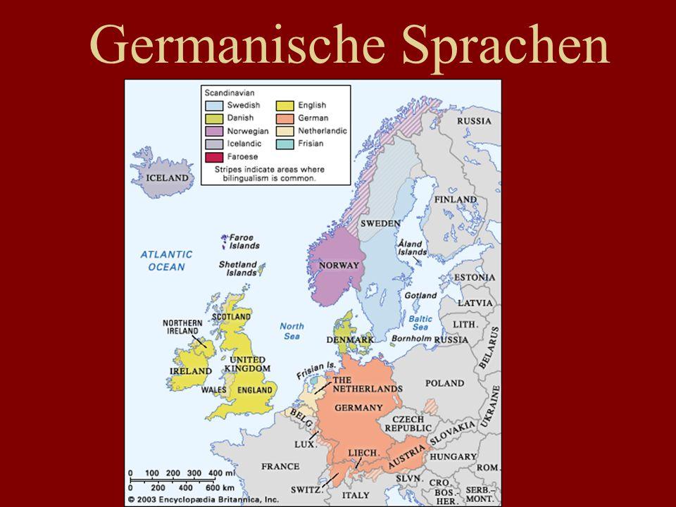 Germanische Sprachen