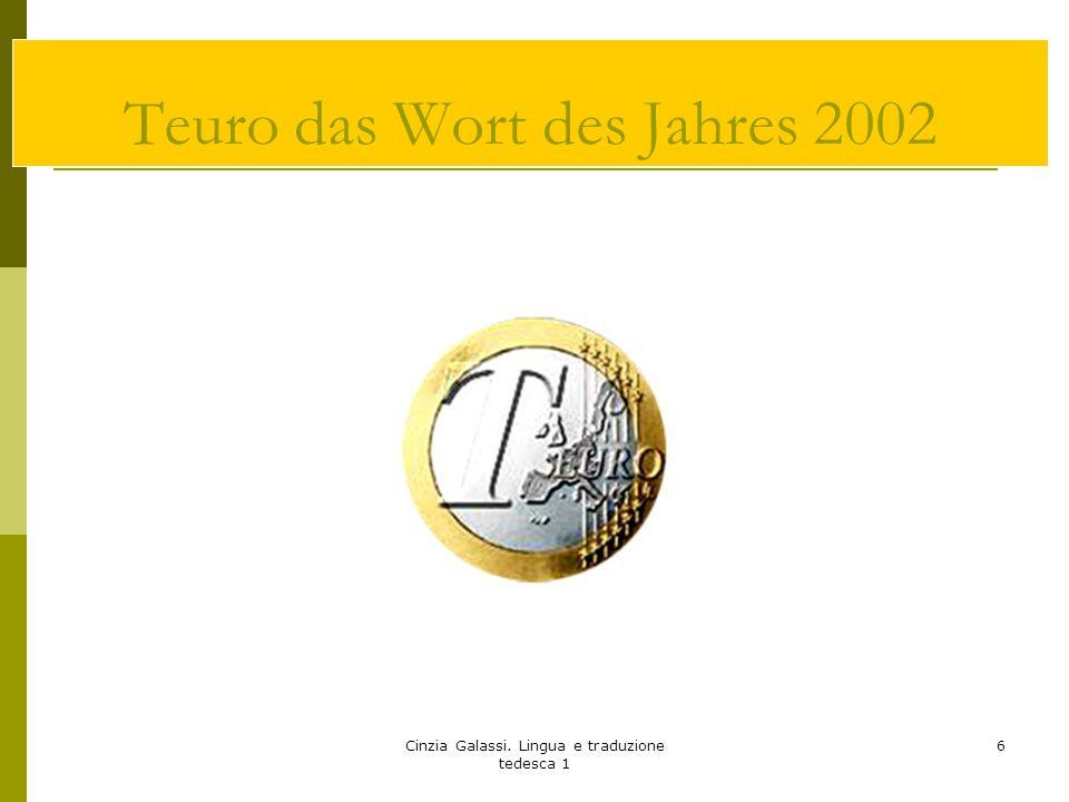 6 Teuro das Wort des Jahres 2002
