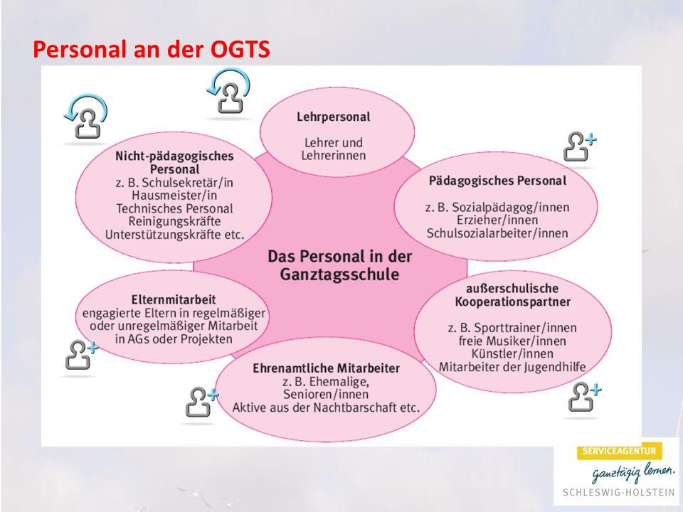 Personal an der OGTS