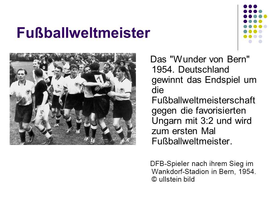 Fußballweltmeister Das