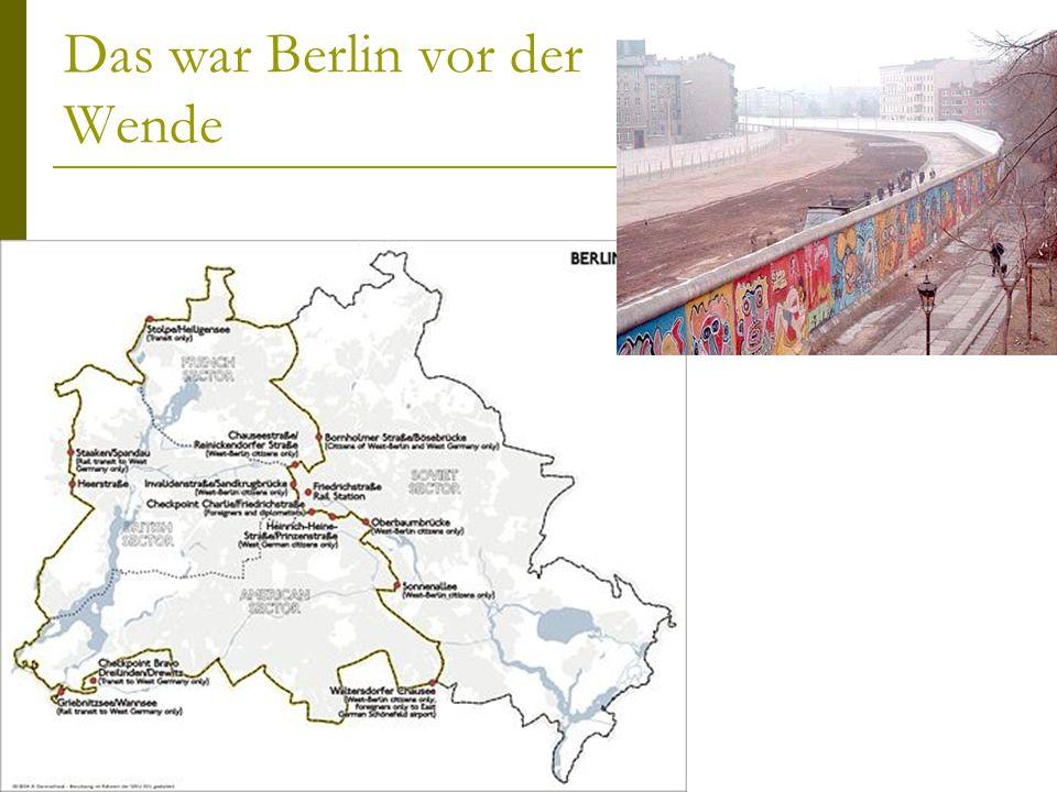 Das war Berlin vor der Wende