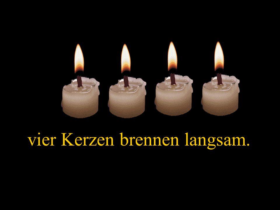 die vier Kerzen Autor : MichelVizualizierung & Animation NNC.