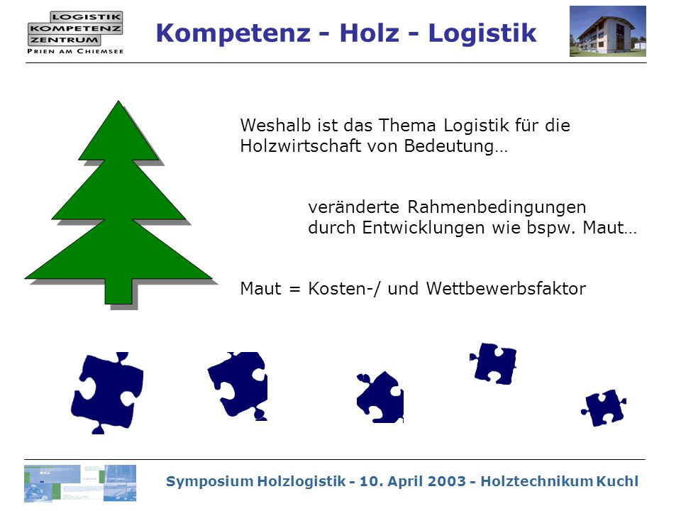 Symposium Holzlogistik - 10.