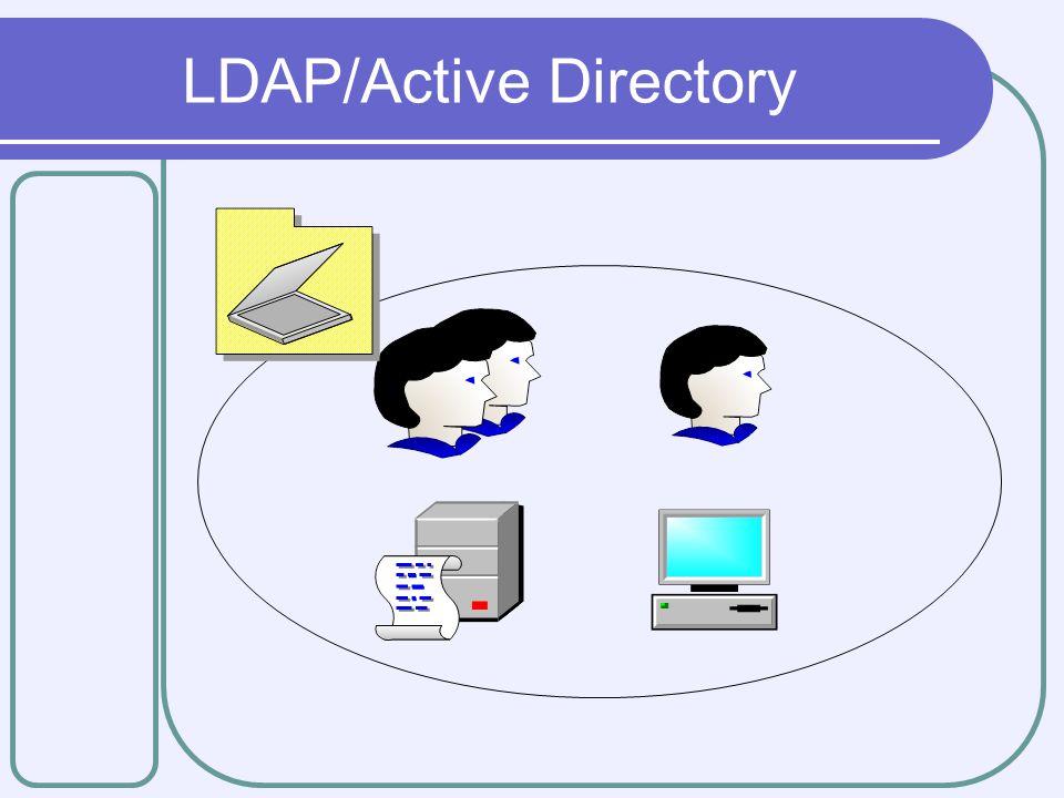 LDAP/Active Directory