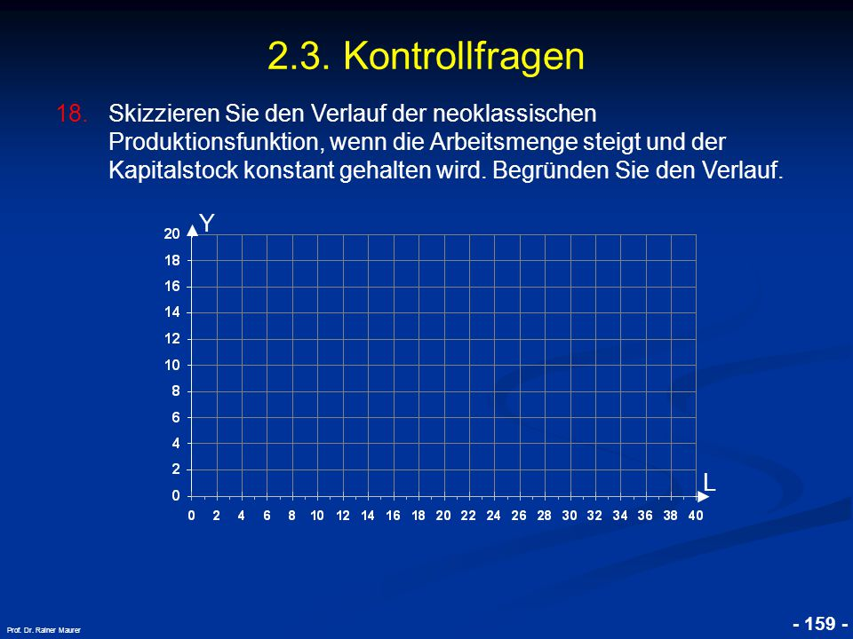© RAINER MAURER, Pforzheim - 159 - Prof.Dr. Rainer Maurer 2.3.