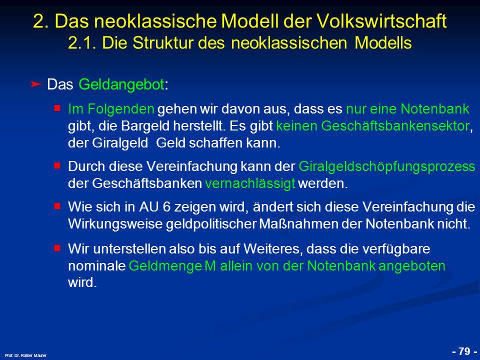 © RAINER MAURER, Pforzheim - 79 - Prof.Dr. Rainer Maurer 2.