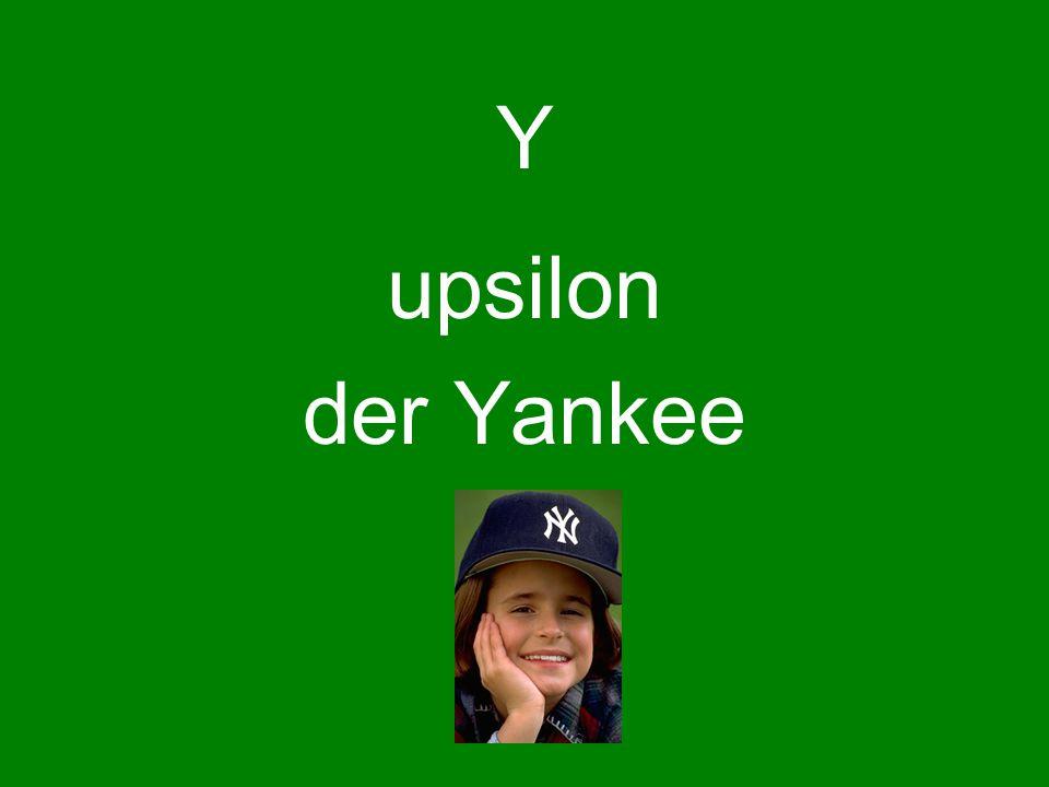 Y upsilon der Yankee
