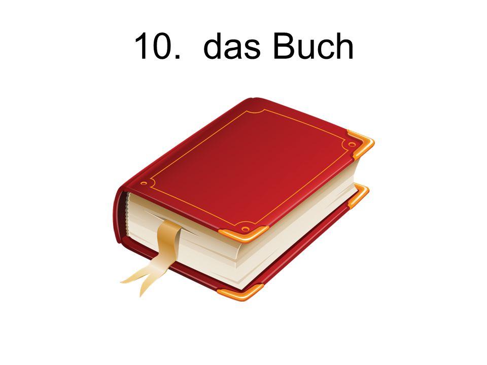 10. das Buch