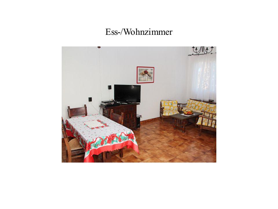 Ess-/Wohnzimmer