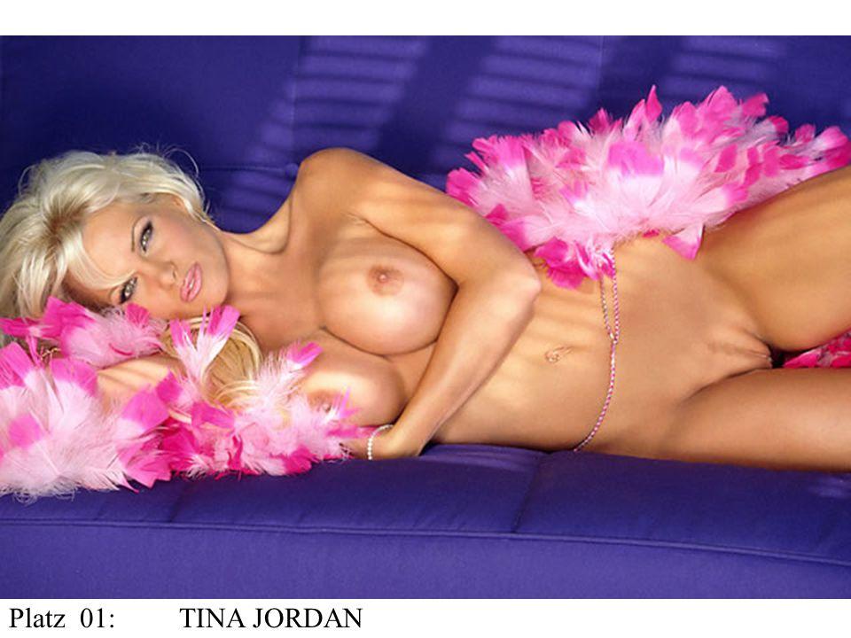 Platz 01:TINA JORDAN