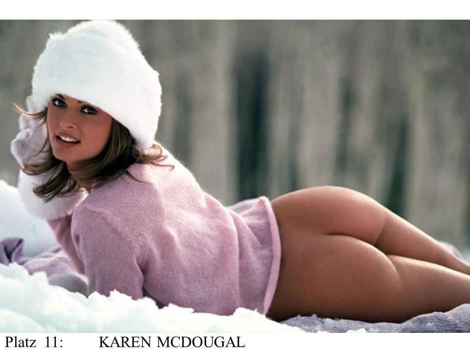 Platz 11:KAREN MCDOUGAL