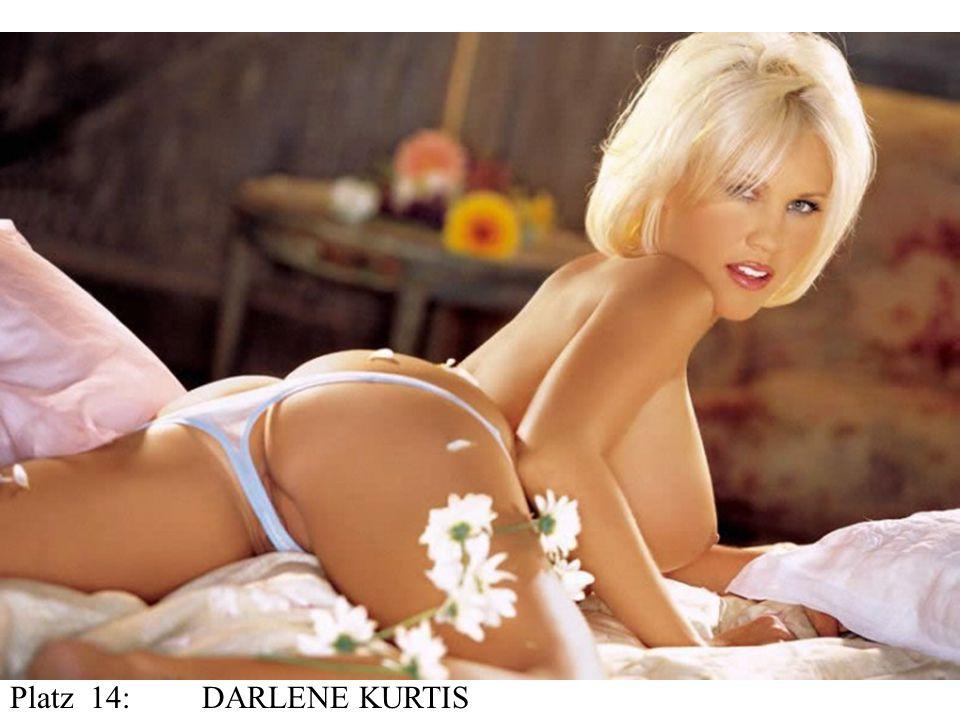 Platz 14:DARLENE KURTIS