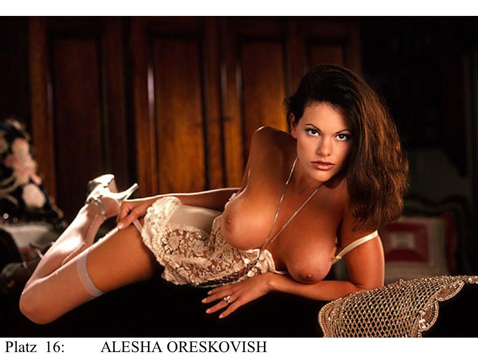 Platz 16:ALESHA ORESKOVISH