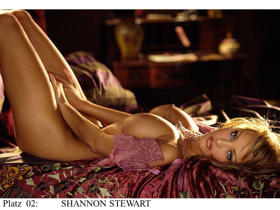 Platz 02: SHANNON STEWART