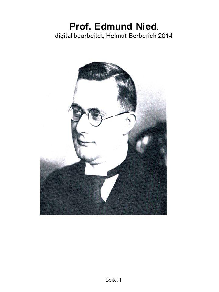 Prof. Edmund Nied, digital bearbeitet, Helmut Berberich 2014 Seite: 1