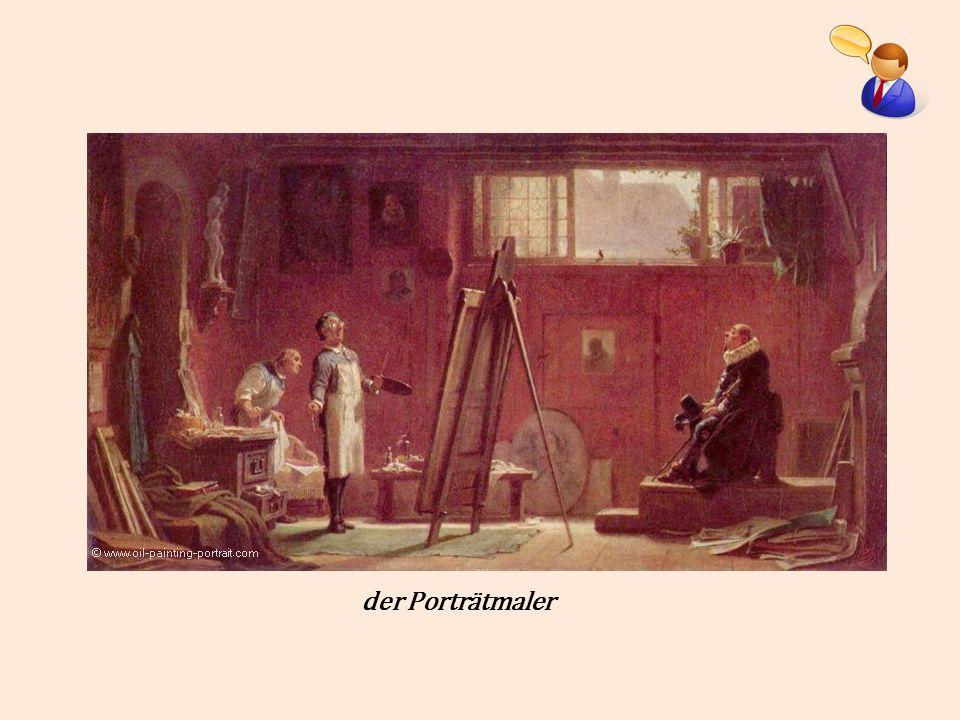 der Porträtmaler