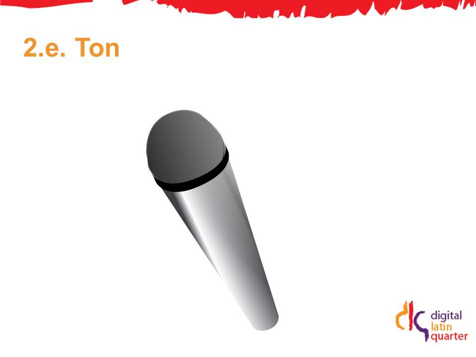 2.e. Ton