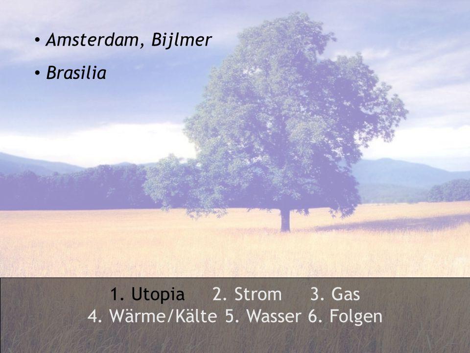 Leeg Votum en groet 1. Utopia 2. Strom 3. Gas 4.