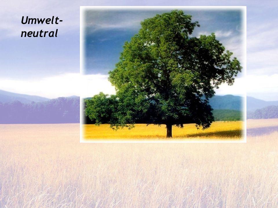 Umwelt- neutral