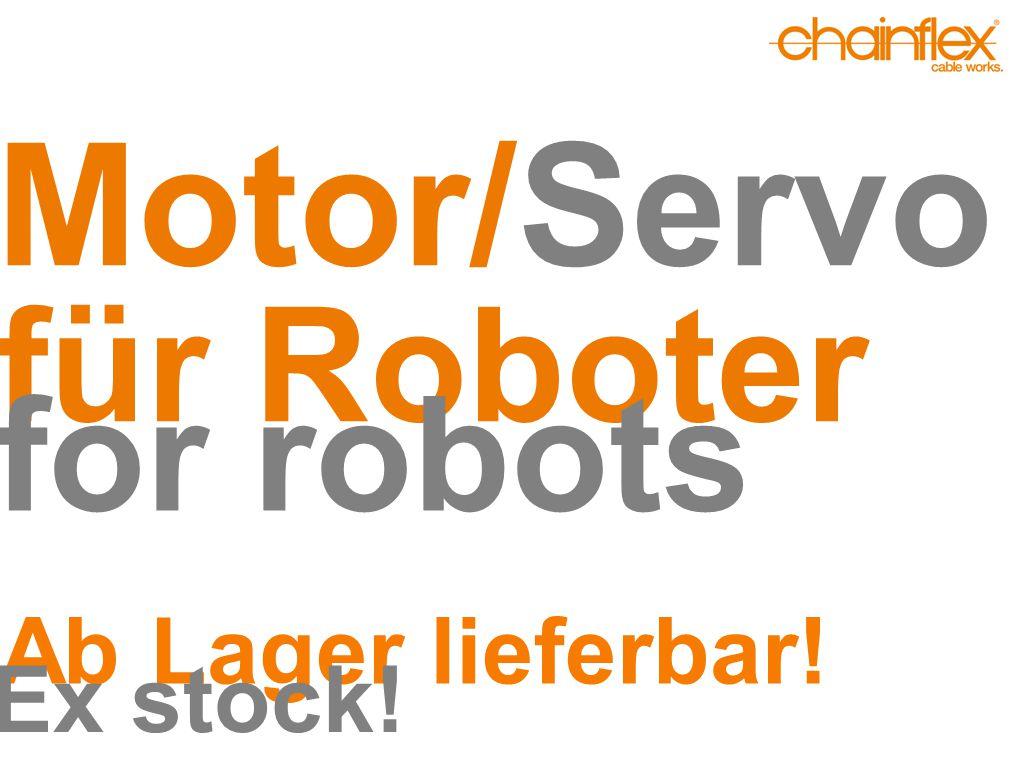 Motor/Servo für Roboter for robots Ab Lager lieferbar! Ex stock!
