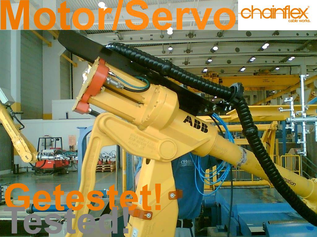 Motor/Servo Getestet! Tested!