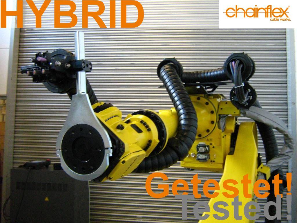 HYBRID Getestet! Tested!