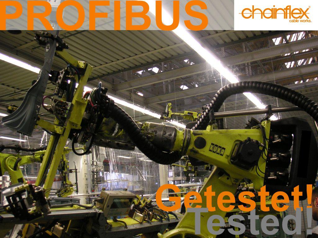 Mess-System Getestet! Tested!