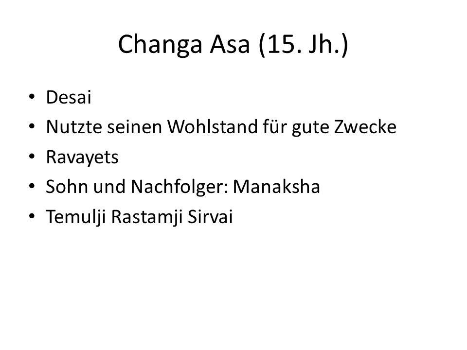 Changa Asa (15.