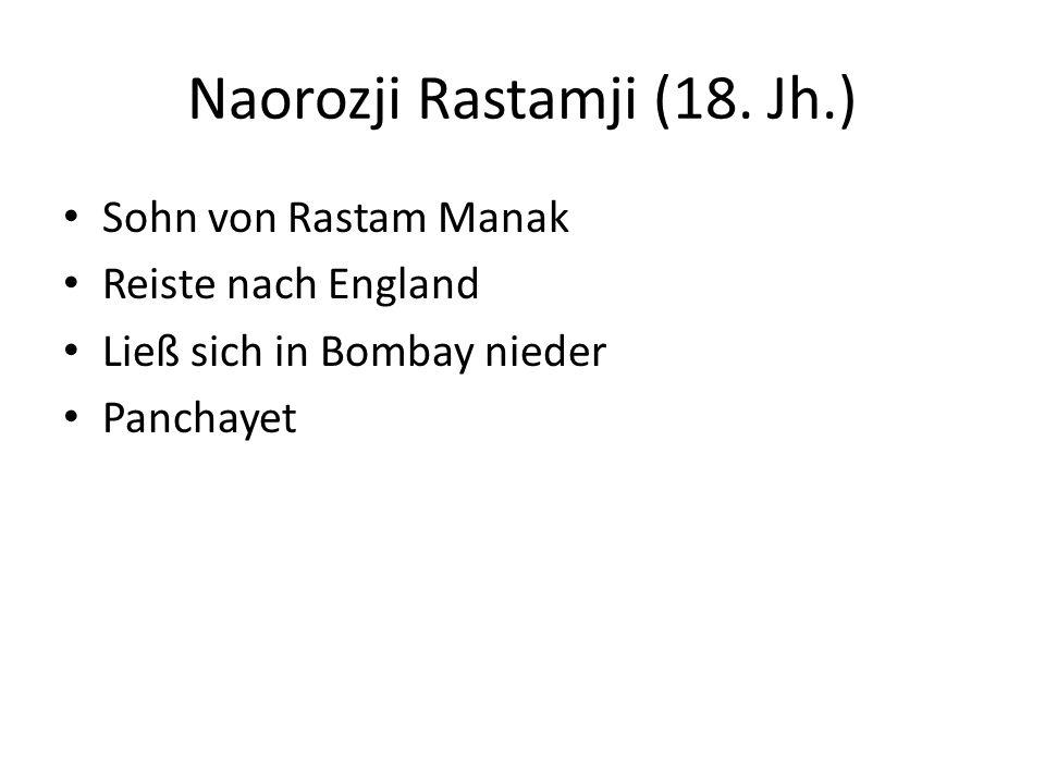 Naorozji Rastamji (18.